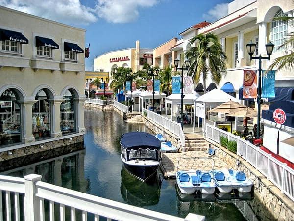 Centro comercial de Cancún