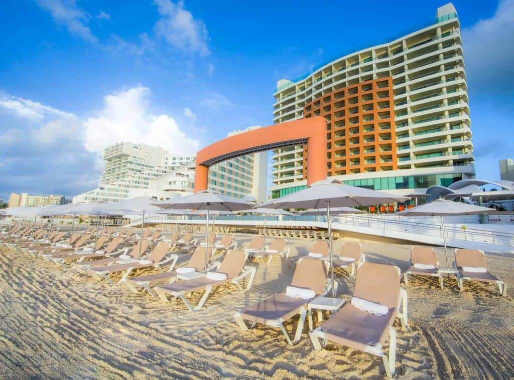 Beach Palace em Cancún: All Inclusive
