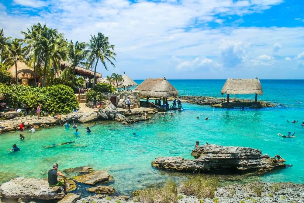 Garrafón Natural Reef Park em Cancún