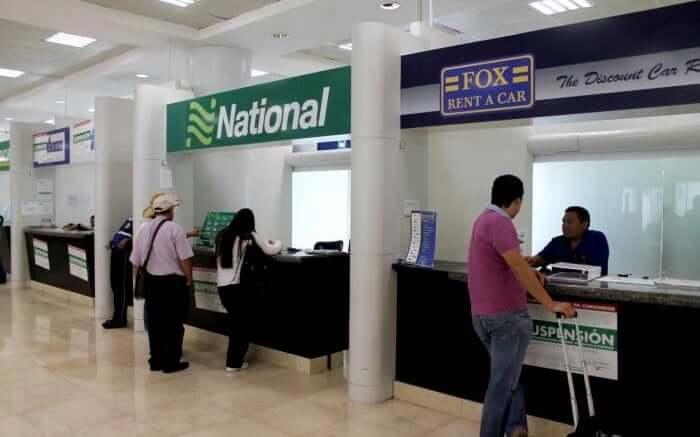 Melhores empresas de aluguel de carroem Cancún