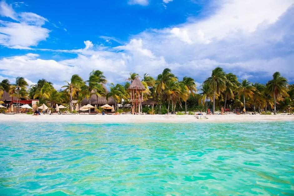 Melhores praias de Cancún