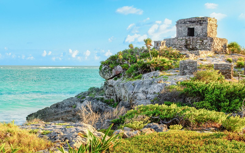 Ruinas de Tulum - Caribe