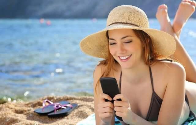Use o seu celular à vontade em Los Cabos