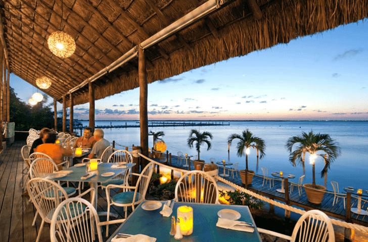 Melhores restaurantes em Cancún
