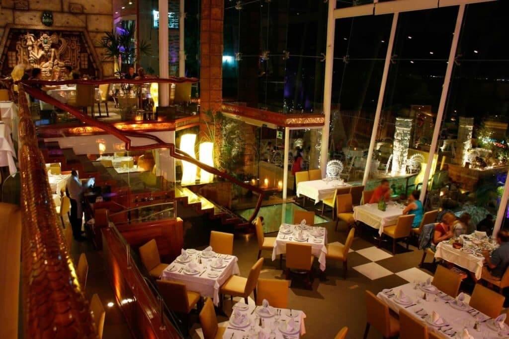 Restaurante La Habichuela Sunset em Cancún