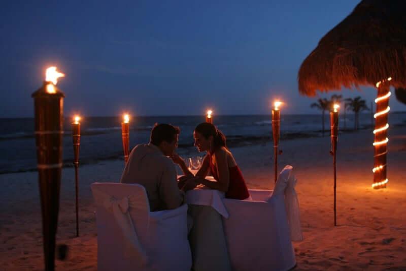 Passeios românticos em Cancún