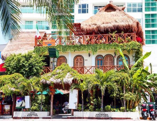 Restaurante Natura em Cancún