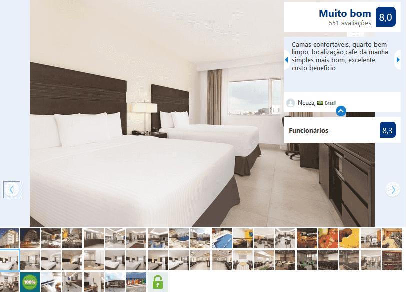 LQ Hotel by La Quinta para ficar em Cancún