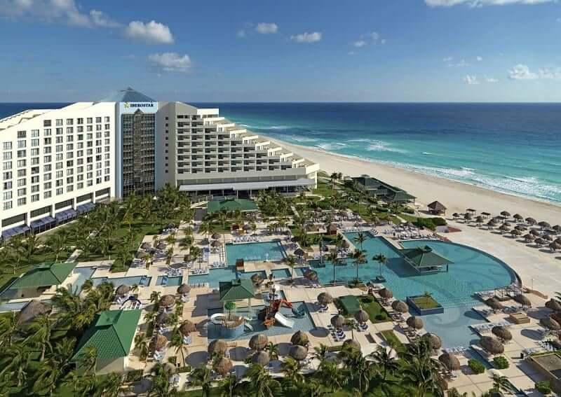 Hotéis bons e baratos em Cancún