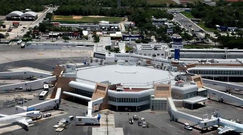 Informações sobre o aeroporto de Cancún