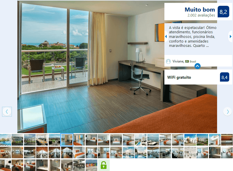 Hotel Real Inn em Cancún
