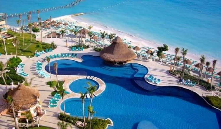 Dicas de melhores hotéis em Cancún