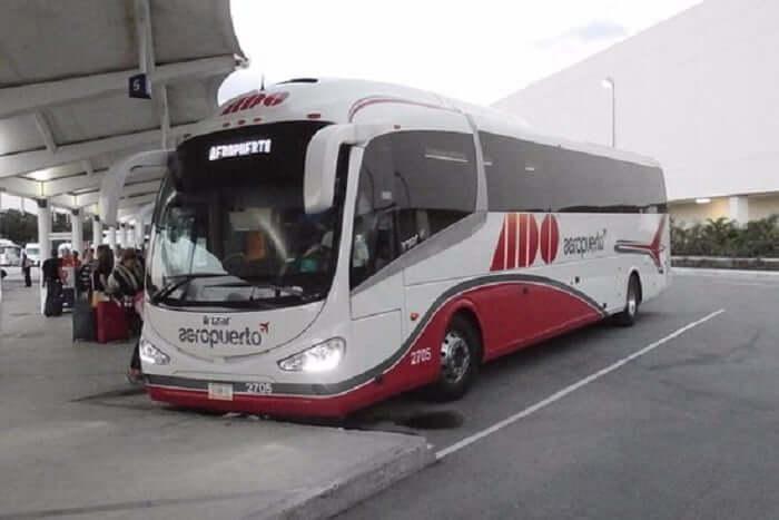 Como ir do aeroporto de Cancún até o centro turístico de ônibus