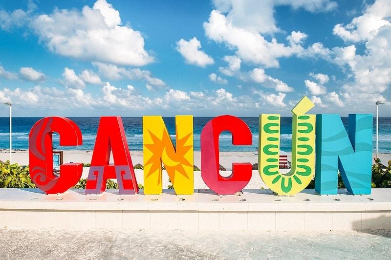 Placa de Cancún