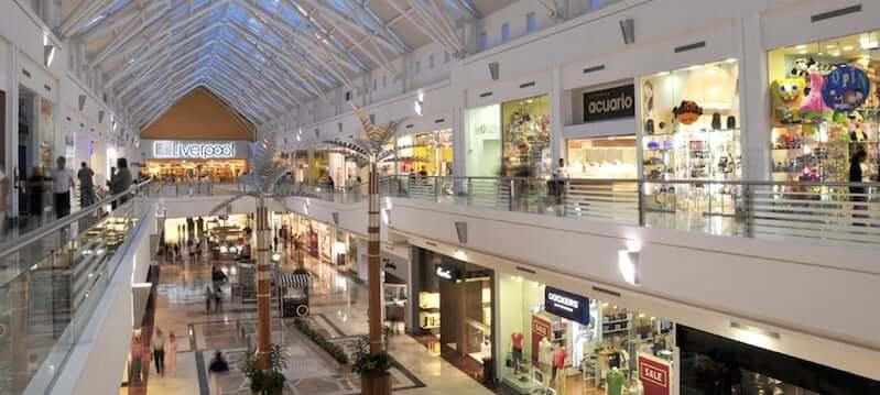 Shopping Plaza Las Americas para comprar roupas em Cancún
