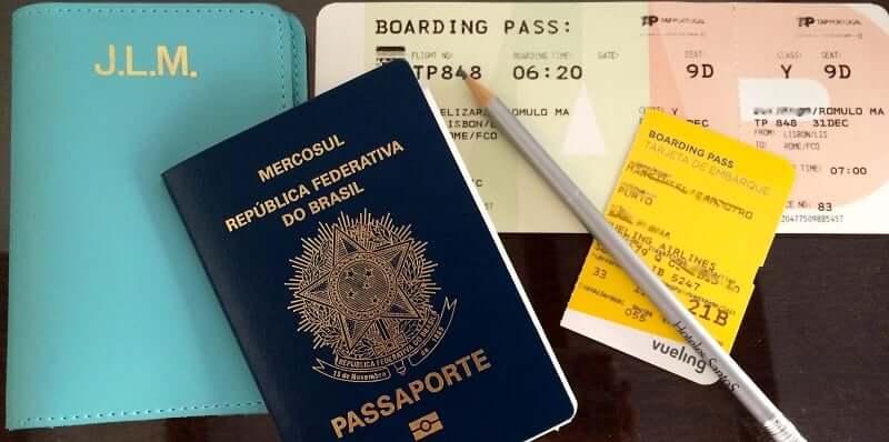 Valor de uma passagem aérea para Cancún