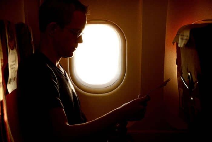 Tempo médio de uma viagem de avião até Cancún