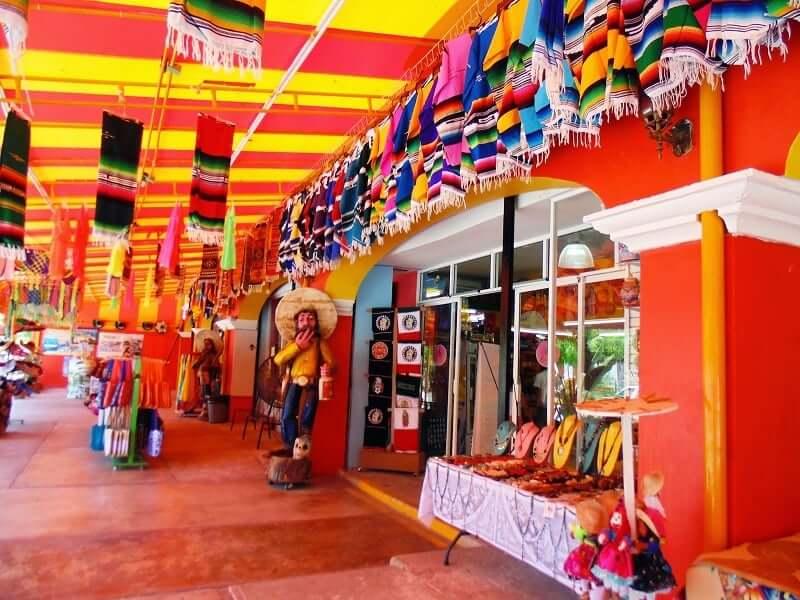 Mercado 28 em Cancún