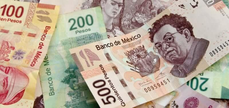 Moeda oficial do México
