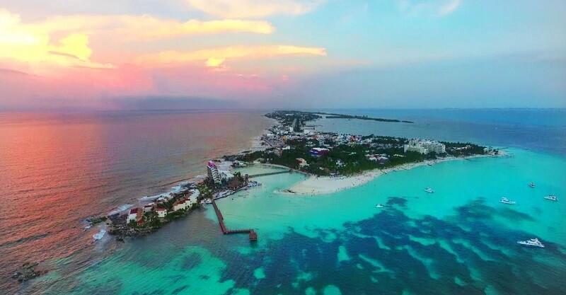 Isla Mujeres - Caribe