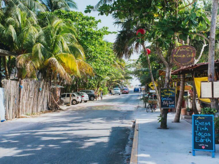 Tulum Avenue em Cancún