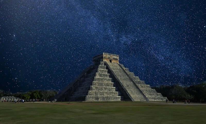 Chichén Itzá - Ruínas em Cancún