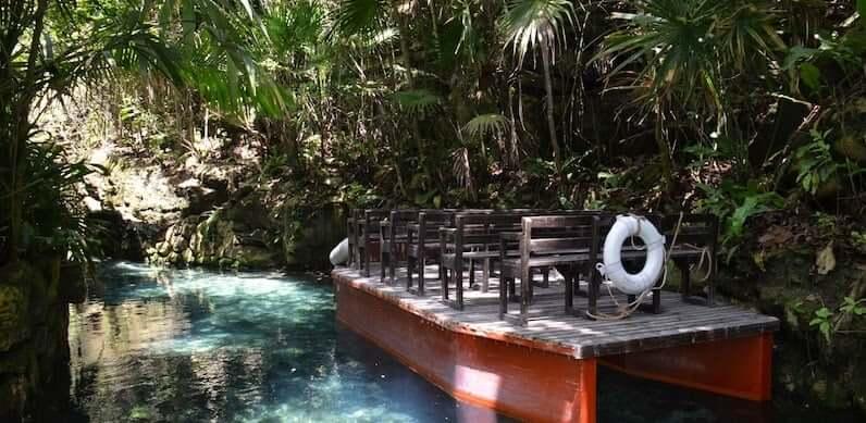 Informações sobre o Parque Xcaret em Cancún