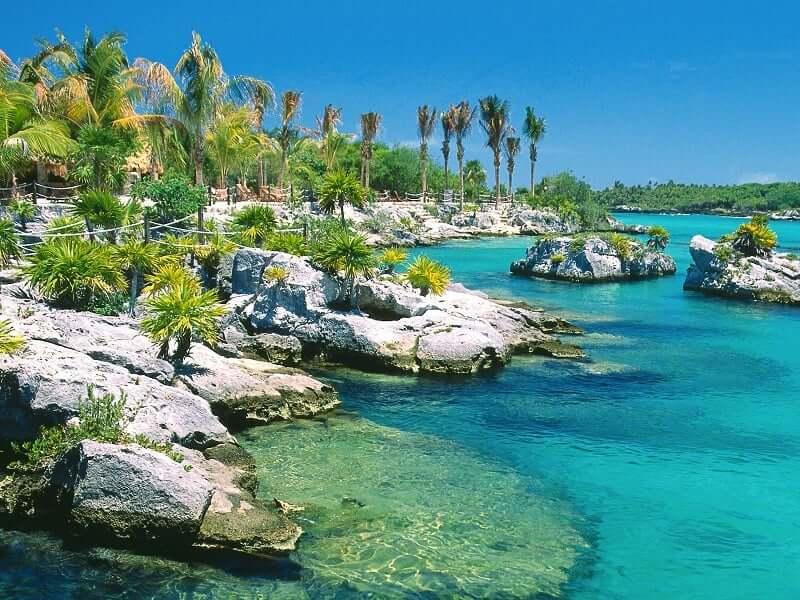 Parque Xel-Há em Cancún
