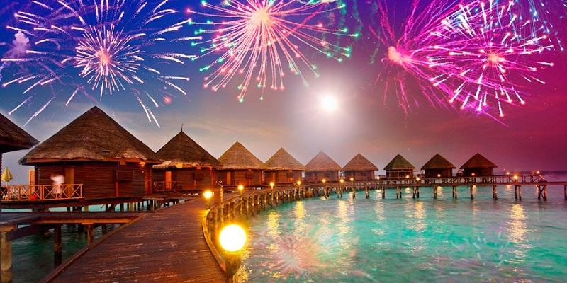 Tradição no Ano Novo em Cancún