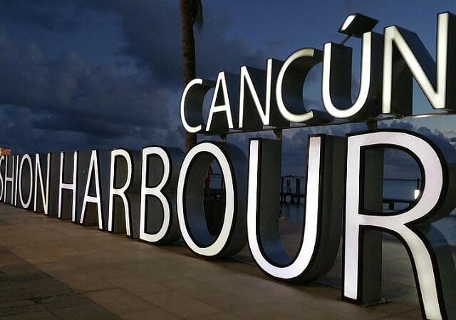 Fashion Harbour em Cancún