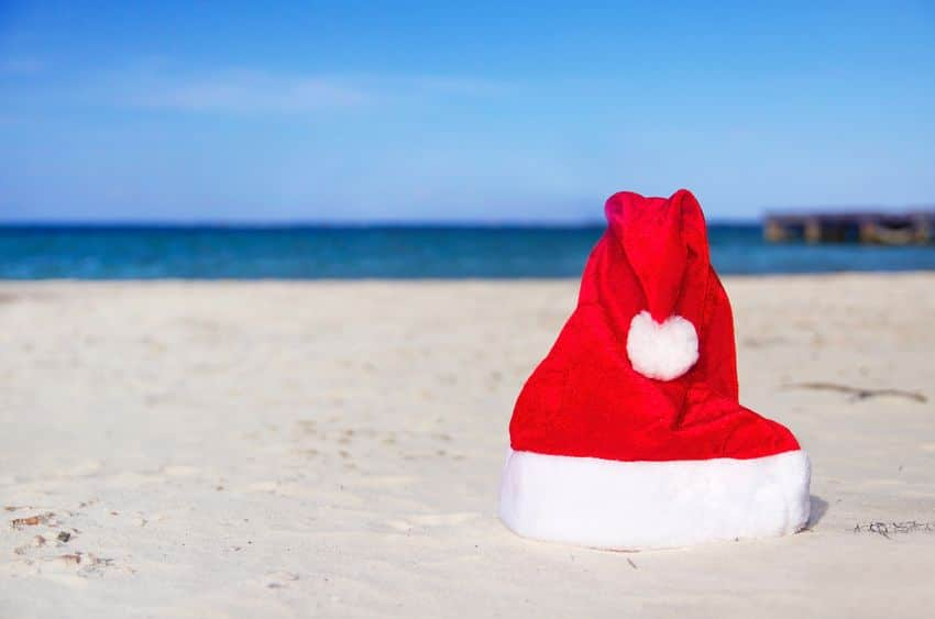 Praias para passar o Natal em Cancún