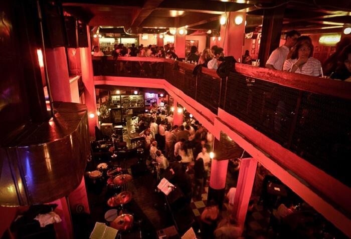 O que fazer a noite na Cidade do México: Baladas