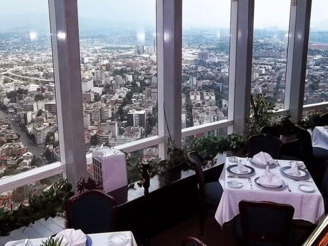 Restaurantes na Cidade do México