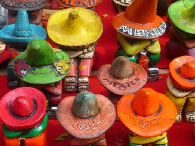 Compras na Cidade do México
