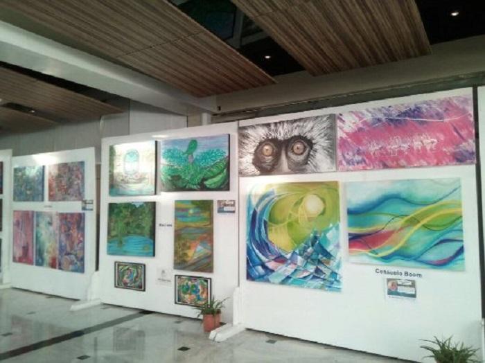 Galeria Balance Cancún: Obras e artistas