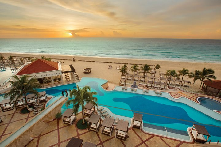 Hotel Resort Hyatt Zilara em Cancún