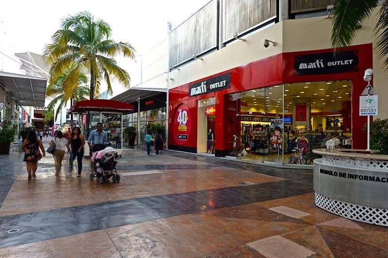 Compras na Cidade do México: Las Plazas Outlet