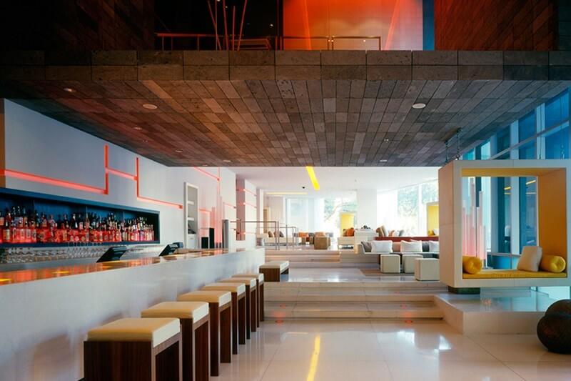 Bar para tomar um drink em um roteiro na Cidade do México