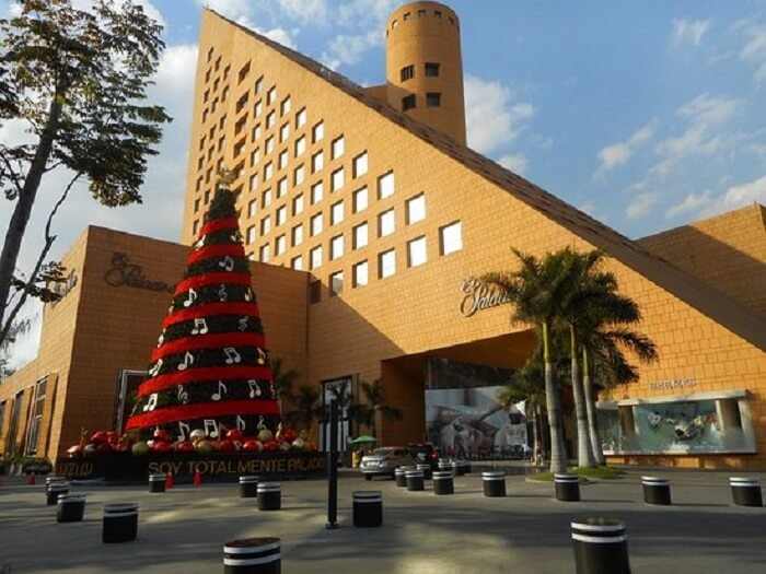 Loja Palacio de Hierro na Cidade do México