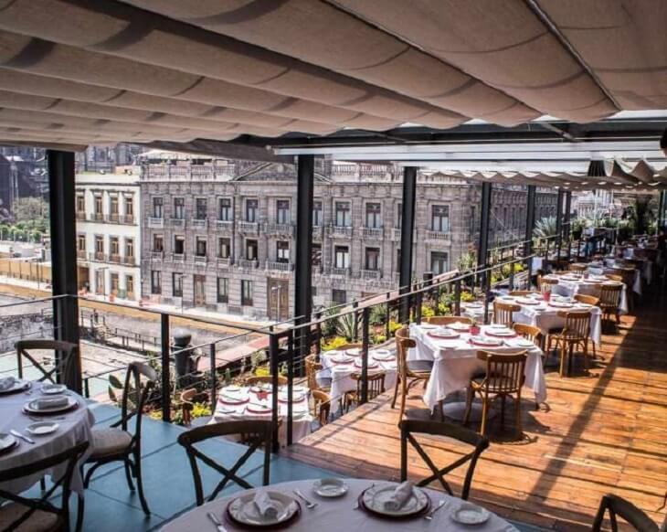 Restaurante para curtir em um roteiro de viagem na Cidade do México