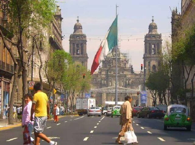 Roteiro de 2 dias na Cidade do México