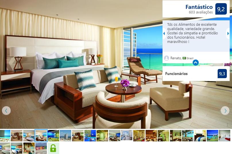 Melhores Hotéis Resorts: Secrets The Vine em Cancún