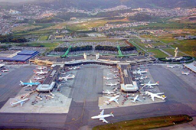 Como ir do aeroporto da Cidade do México até o centro histórico