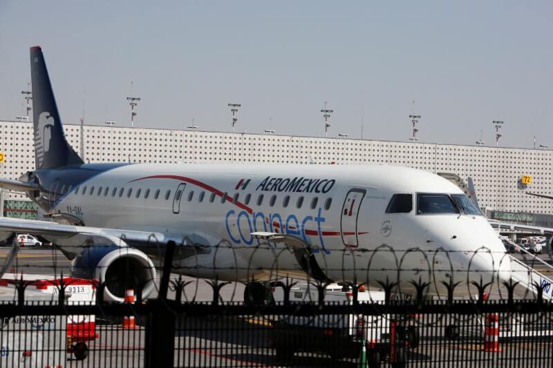 Tempo de avião até a Cidade do México