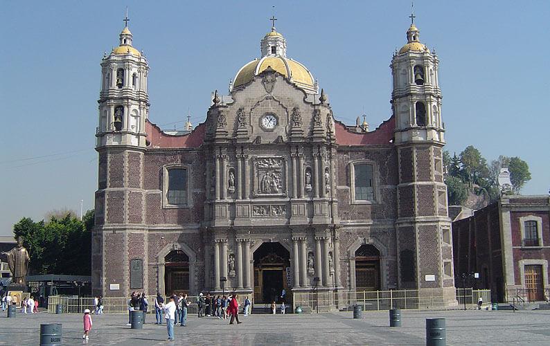 Passeio pela Basílica de Guadalupe na Cidade do México