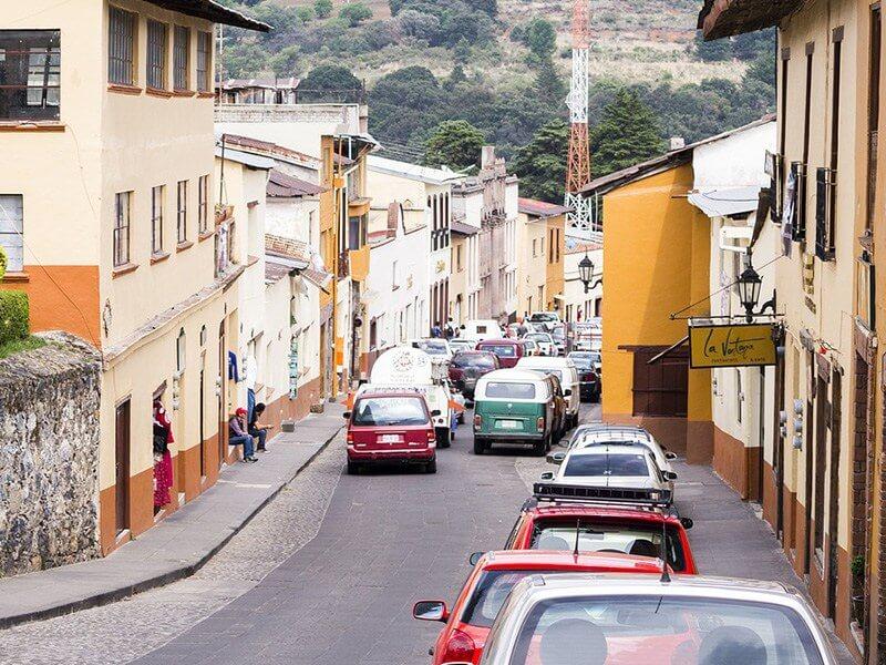 Como andar na Cidade do México de carro alugado