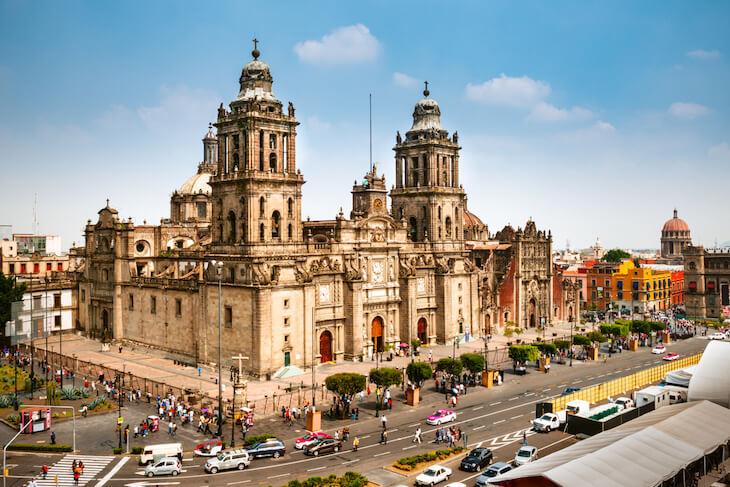 Como comprar uma passagem aérea para a Cidade do México pelo melhor preço