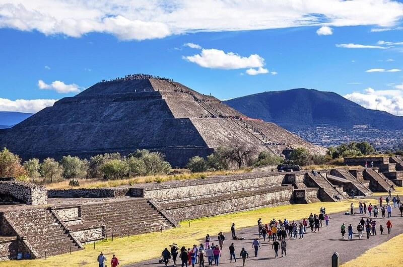 Roteiro de viagem na Cidade do México