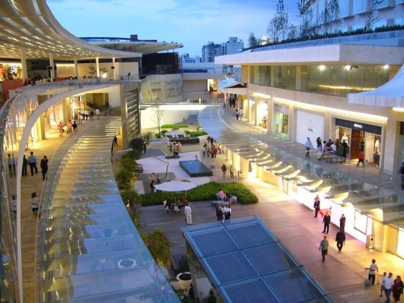Região de compras da Cidade do México