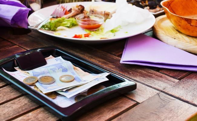 Gorjetas em restaurantes na Cidade do México e todo o México
